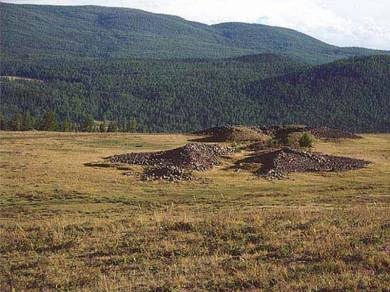 Алтай: Земля богов и людей (5 фото)