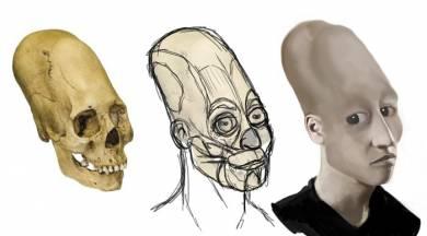 Тайна вытянутого черепа (8 фото)