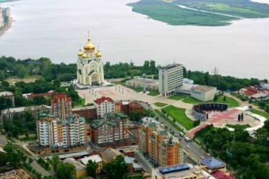 Аномальные места Хабаровска (6 фото)