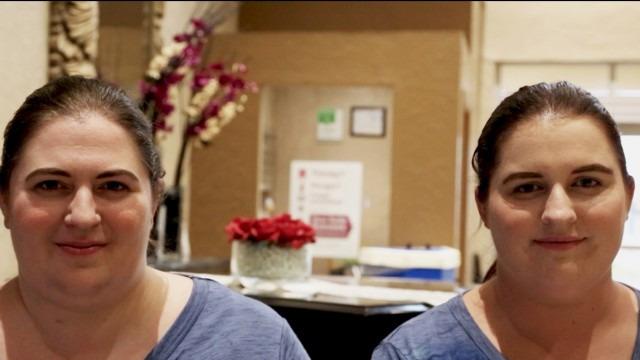 """""""У неё и правда моё лицо"""": американка встретила своего двойника (4 фото)"""
