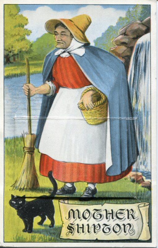 Йоркширская ведьма: Тайна Матушки Шиптон (5 фото)