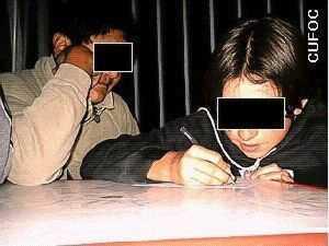 Инцидент со странным существом в Чили (3 фото)