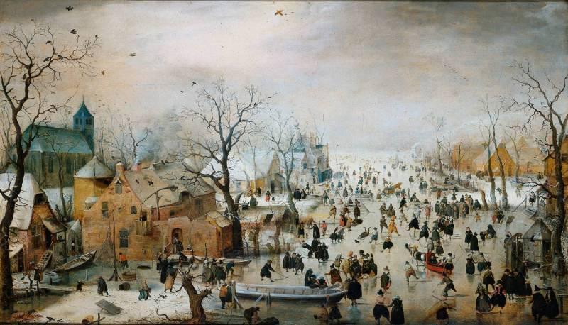 Когда Европа замерзала