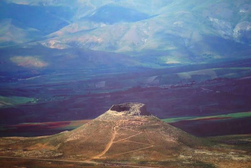 Дирижабль царя Соломона (2 фото)