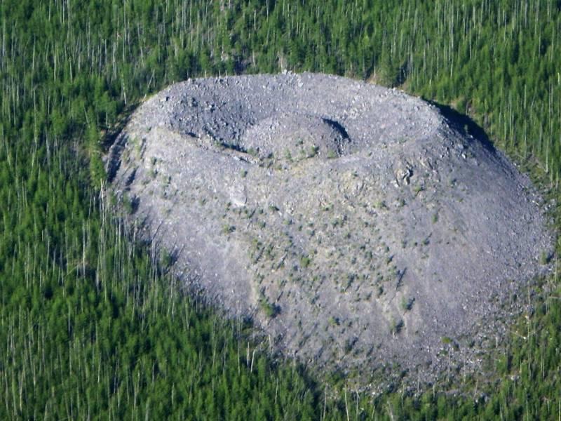Гнездо огненного орла (4 фото)