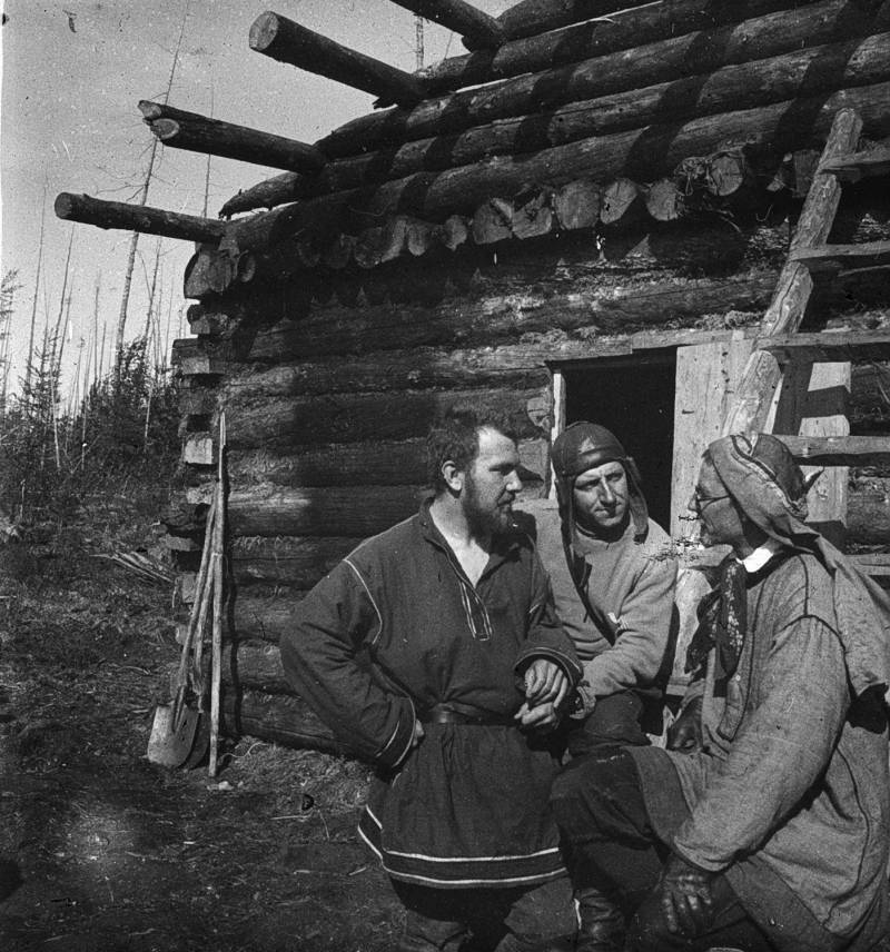 Леонид Кулик и Тунгусский метеорит (6 фото)