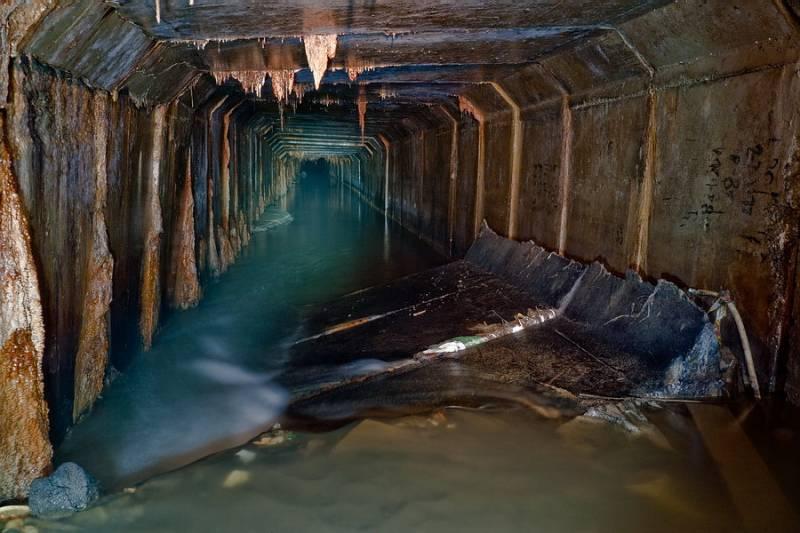 Призраки московских катакомб (4 фото)