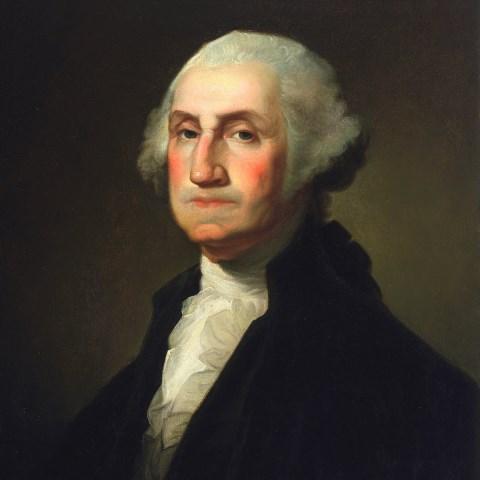 Видения Джорджа Вашингтона (6 фото)