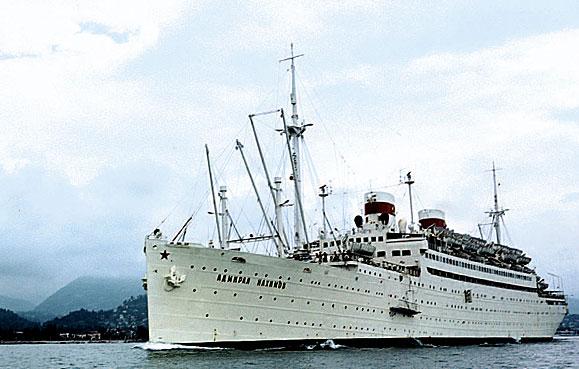 адмирал нахимов фото корабля