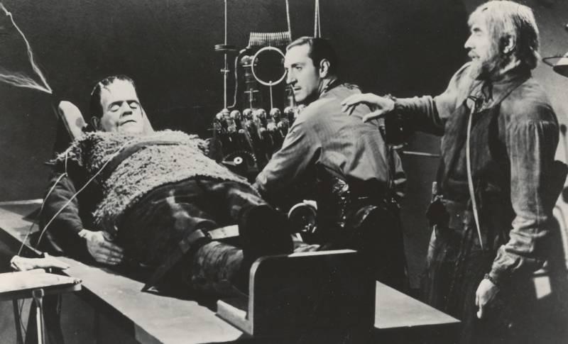 Химеры трансплантологии (4 фото)