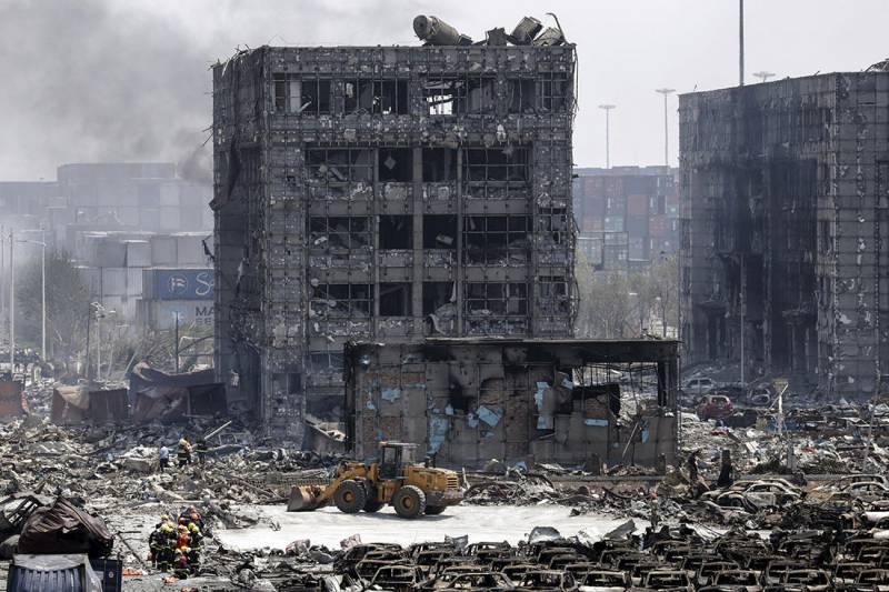 Психоз Земли. Почему Китай - рекордсмен по числу техногенных катастроф (4 фото)