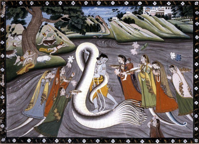 Загадка Мирового Змея (7 фото)
