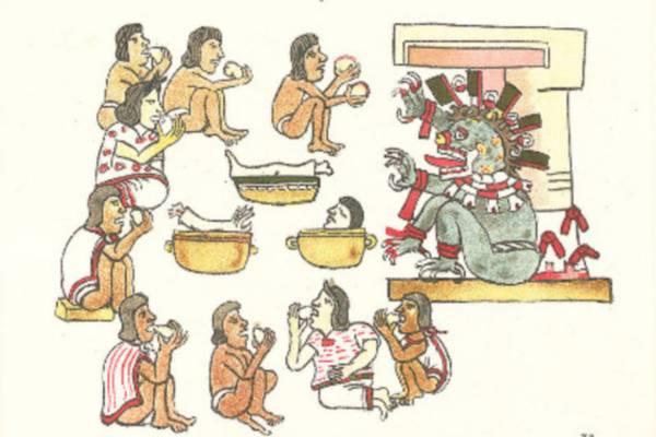 Конкистадоры и кровожадные индейцы (6 фото)