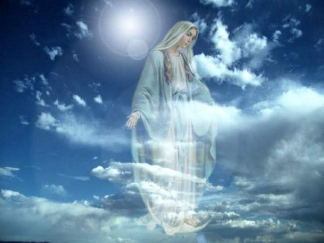 Небесные знамения - подсказки свыше? (5 фото)
