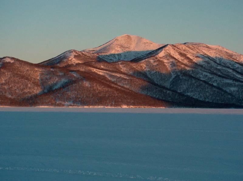 Тайна камчатского озера Большой Калыгирь (4 фото)