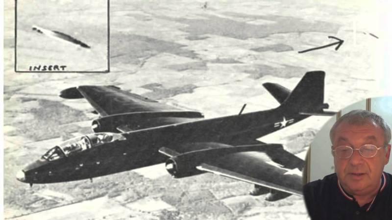 Летчикам лучше не встречаться с НЛО (2 фото)