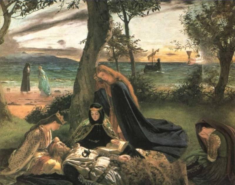 Хранители Святого Грааля (7 фото)