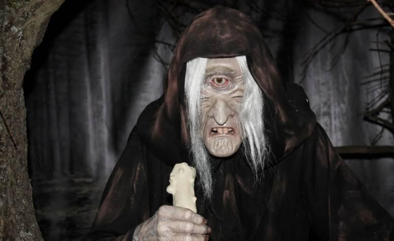 Лихо Одноглазое: Представитель древней расы гигантов? (6 фото)