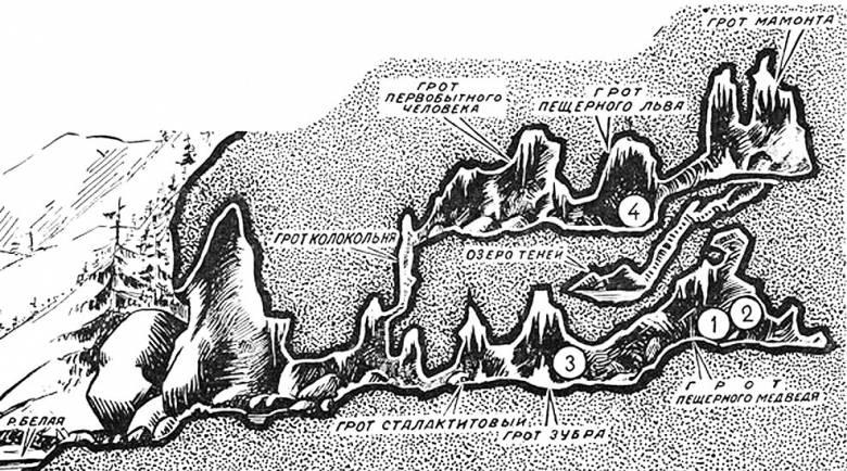 Тайны пещеры Шульган-Таш (6 фото)