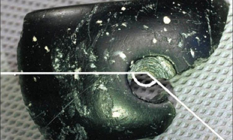 Загадки браслета денисовского человека (5 фото)