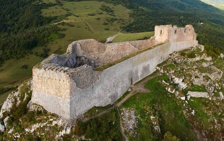 Тайна замка Монсегюр