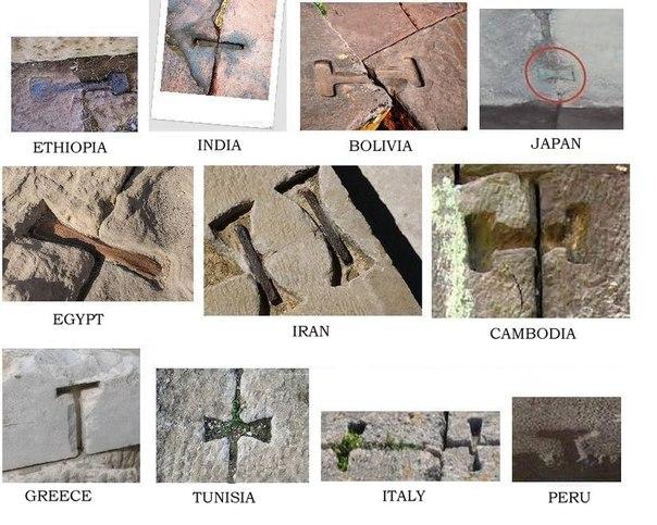 10 самых удивительных совпадений древних цивилизаций