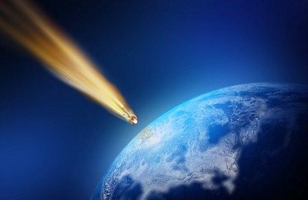 790 тысяч лет назад в Землю врезался километровый астероид (2 фото)