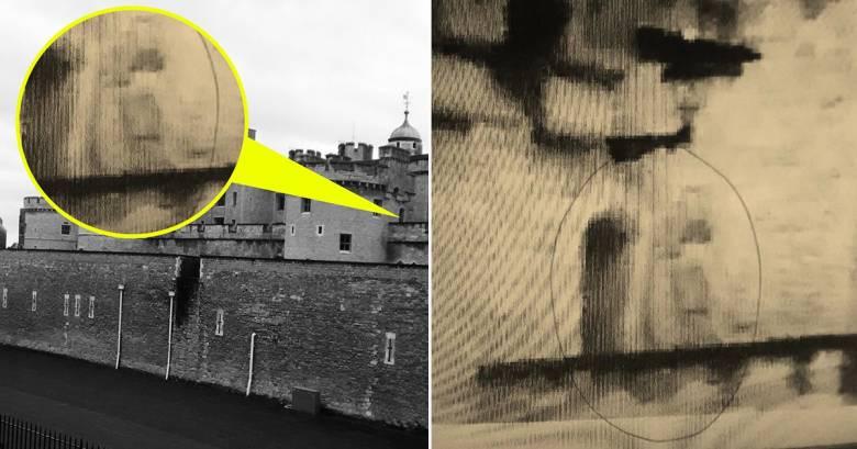 Призраки лондонского Тауэра (4 фото)