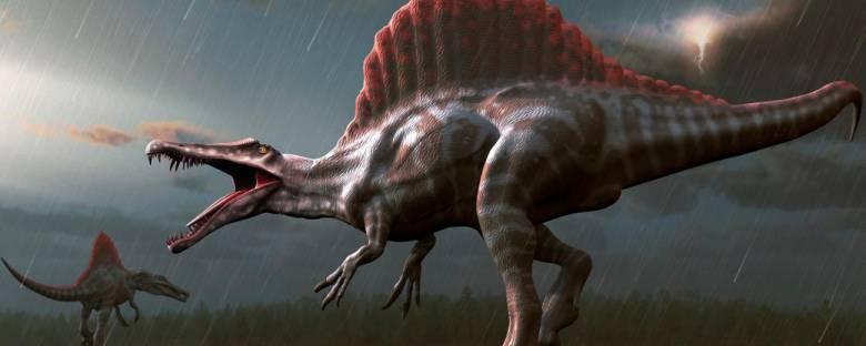 Легендарные динозавры выглядят совсем не так, как мы привыкли считать