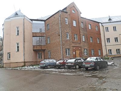 """Троицкий """"Чудильник"""": Общежитие с чертями"""