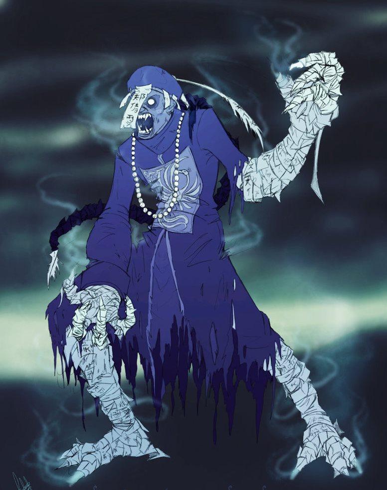 Китайский вампир Чиан-Ши