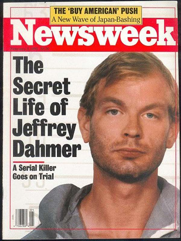 a biography of jeffrey dahmer a cannibal serial killer Jeffrey dahmer was a serial killer cannibal who died a violent death himself known for raping, torturing, dissecting and eating his victims, jeffery dahmer terrorized the gay community in milwaukee.