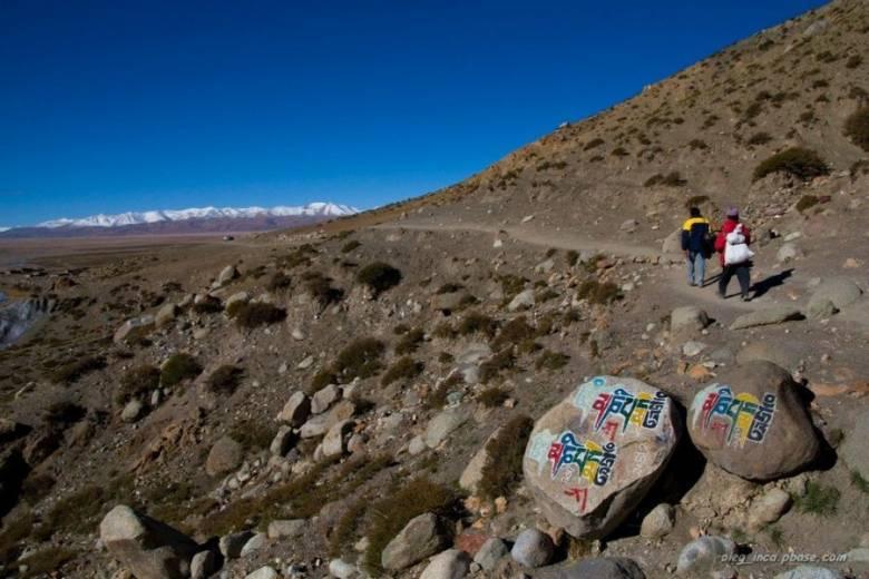 Загадки горы Кайлас (5 фото)