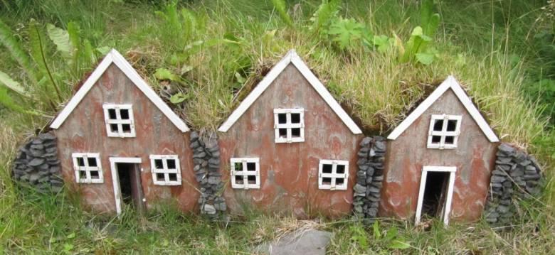 Скрытые жители Исландии (3 фото)