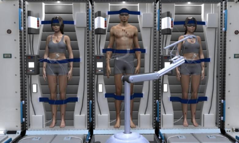 NASA поддержало проект по погружению астронавтов в анабиоз (2 фото)