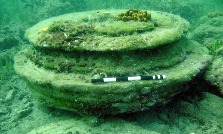 """""""Подводный город"""" у греческого острова Закинф построили ...микробы?"""
