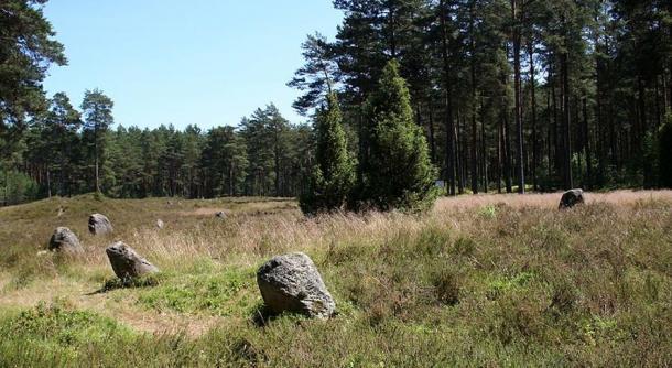 Одри: загадочный неолитический памятник и место силы (4 фото + видео)