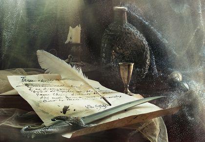 Предвидение поэтов. Загадочный дар (3 фото)