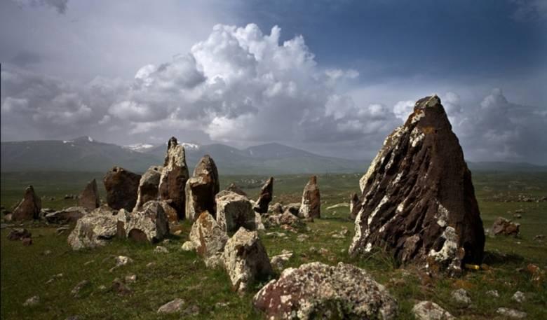 Загадка мегалитов из армянского комплекса Зорац-Карер