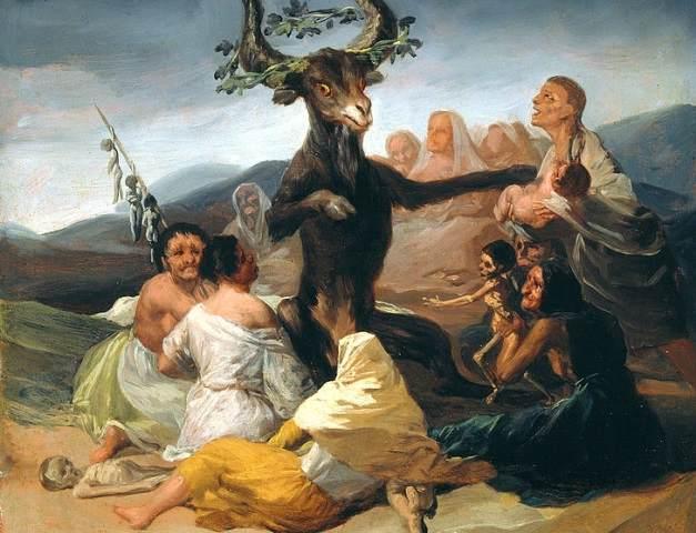 Как проходит Шабаш ведьм