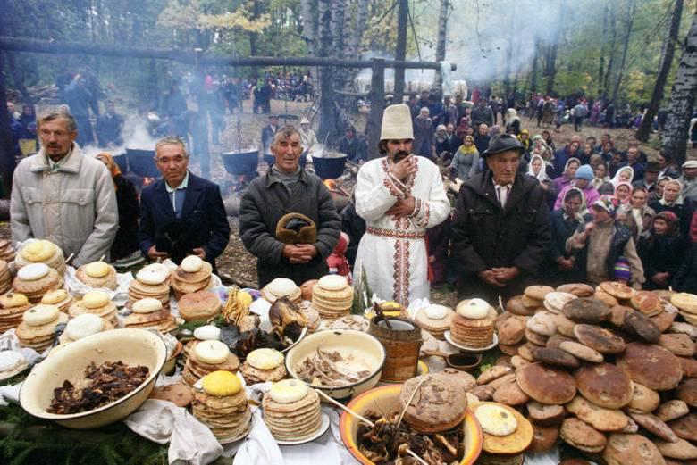 Марийцы - последние язычники Европы (7 фото)