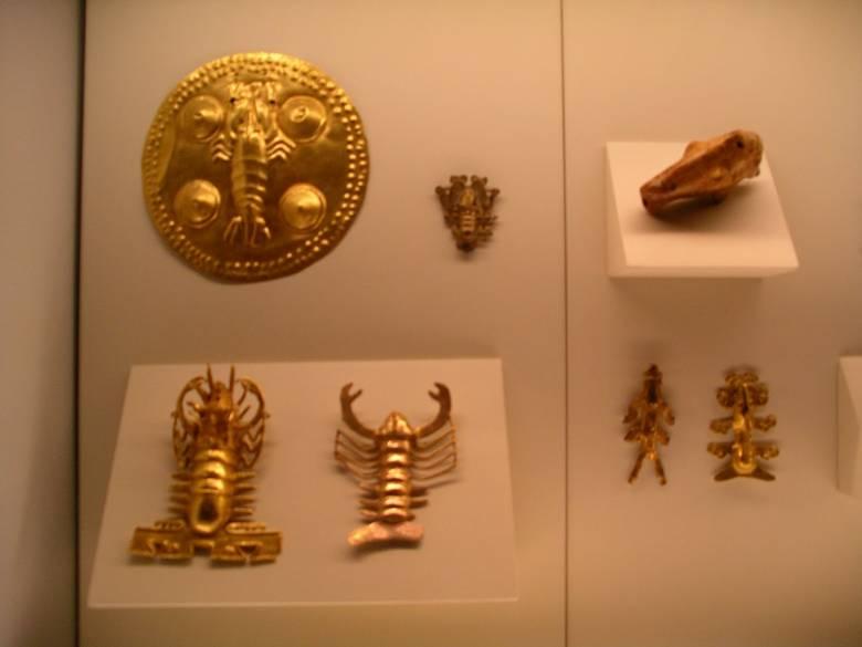 Пропавшее золото инков (7 фото)