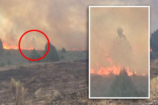 Американка уверена, что призрак спас её от пожара