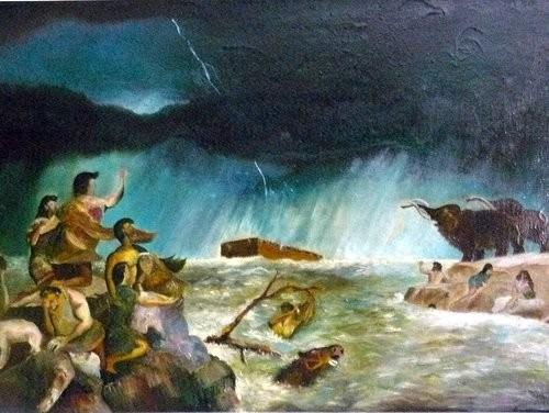 Величайшие потопы в истории. Какие реальные катастрофы стоят за древними мифами? (5 фото)