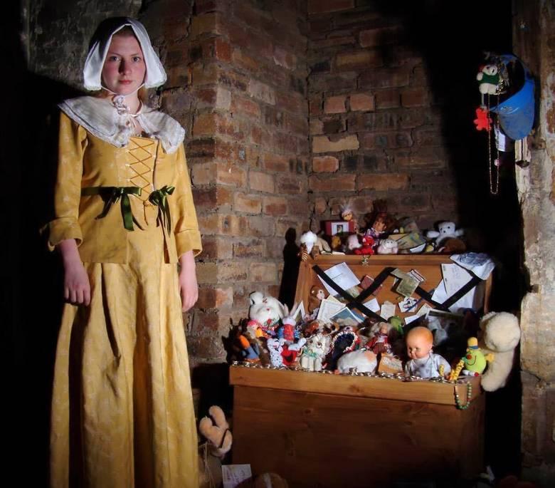 Тупик Мэри Кинг и привидение маленькой Энни (4 фото)
