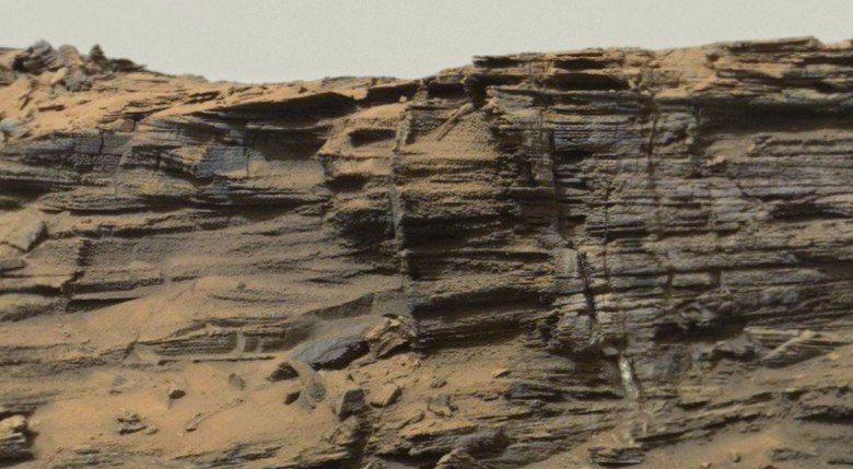 На снимке с Марса обнаружили