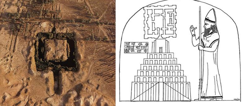 Вавилонские башни (3 фото)