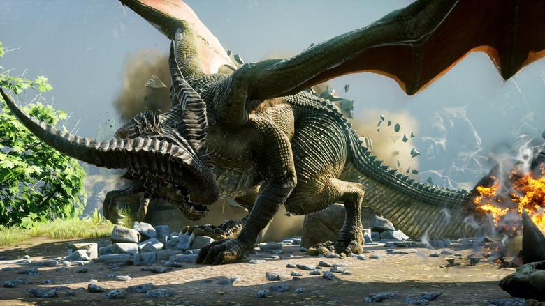 Как устроены драконы?