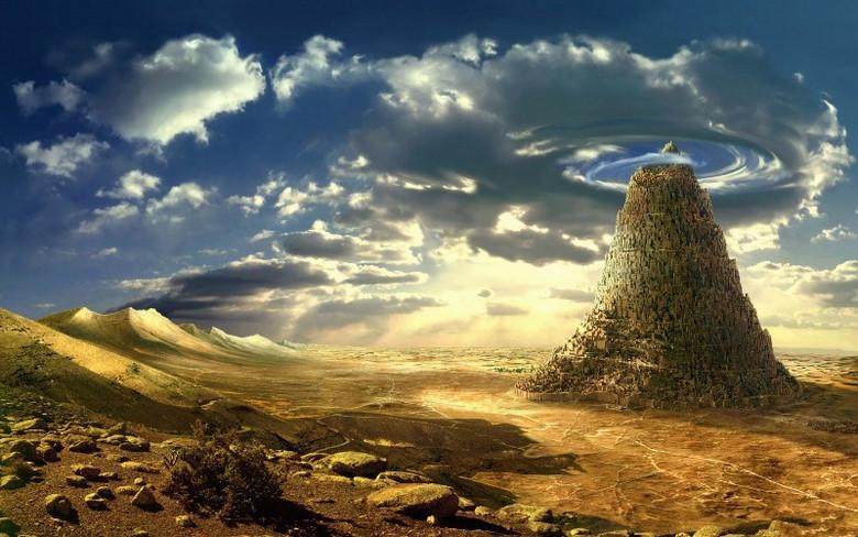 Вавилонские башни