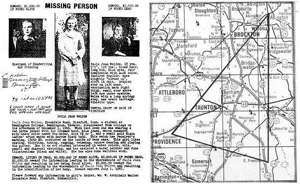 Беннингтонский треугольник (2 фото)